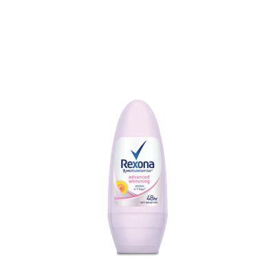 Rexona Advanced Whitening rexona