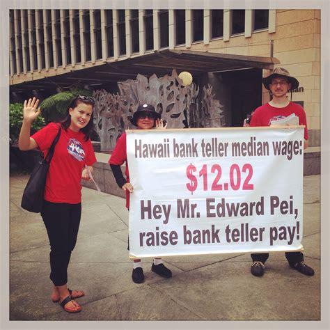 hawaiian banks unite here local 5 leafletting outside of hawaiian