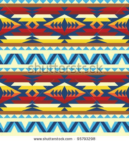 american border designs traditional pattern of