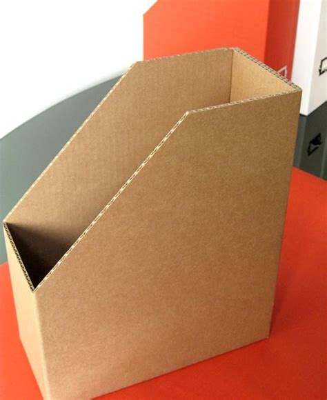 How To Make Handmade Box - 25 best ideas about magazine holders on
