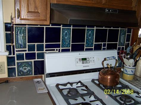 Tile Kitchen Backsplashes by Kc Tile