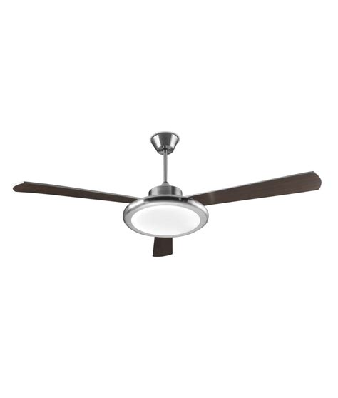 gray ceiling fan with light chrome or white finish ceiling fan with downwards light