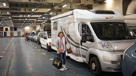 Beschriftung Wohnmobil by F 228 Hre Barcelona Tanger Mit Dem Wohnmobil