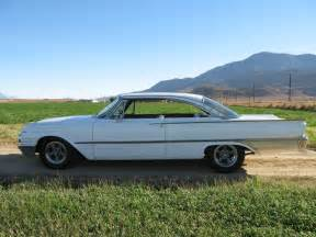 1961 Ford Starliner For Sale 1961 Ford Starliner Original All Steel Sedan For Sale