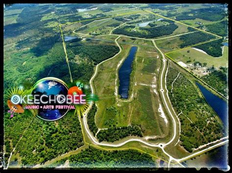 Okeechobee Records Okeechobee Arts Festival Brings More Than 80 Bands To South Florida Ear Buds