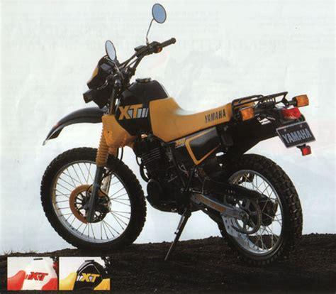Yamaha Xt 600 Aufkleber Set by Aufkleber Xt