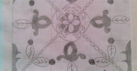 tugas seni rupa pgsd  menggambar dekoratif