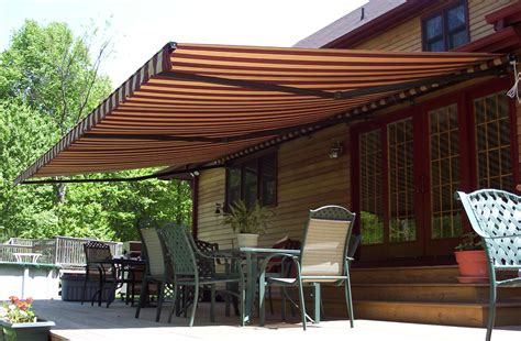 quick guide  basic parts   retractable awning
