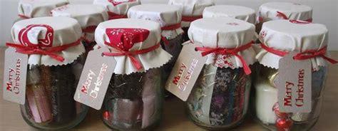 diy christmas gift jars paperblog