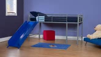 bed slide dhp furniture junior loft with slide