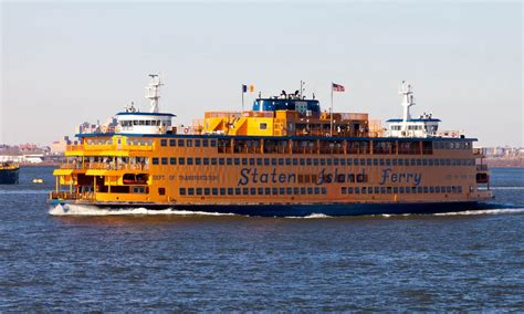 boat transport nyc the free staten island ferry the ultimate view of the