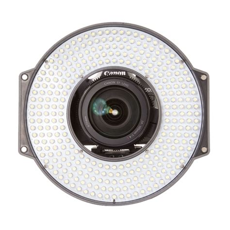 Led Ring Light by F V Usa Milk Diffusion Filter For The R 300 Ring Light