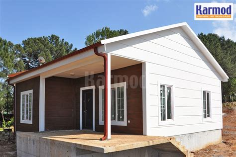 affordable house affordable prefab house prefabricated buildings karmod