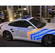Belgische Politie Krijgt Lambo En 911  Autoblognl