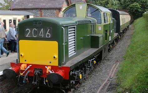 clayton com class 17 locomotive