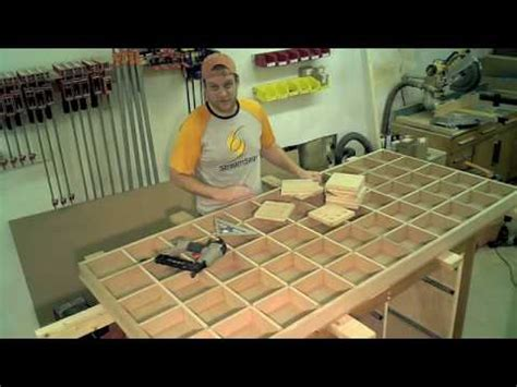 assembly table workbench assembling  grid youtube