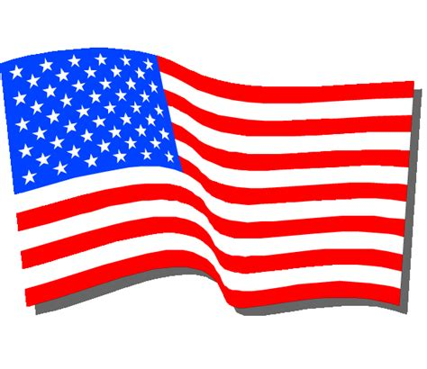 american flag clipart american flag clip pg 1