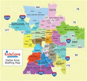 dallas on map kidscare therapy dallas maps