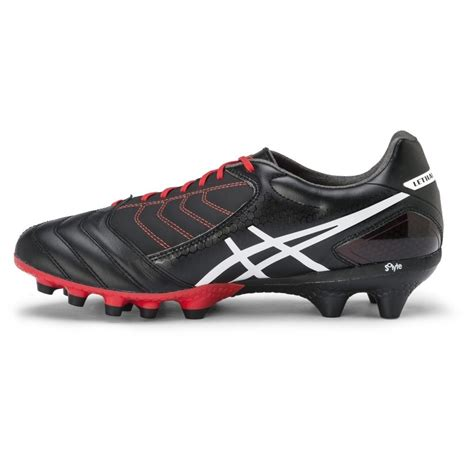 football shoes shop asics lethal stats 3 it mens football boots black