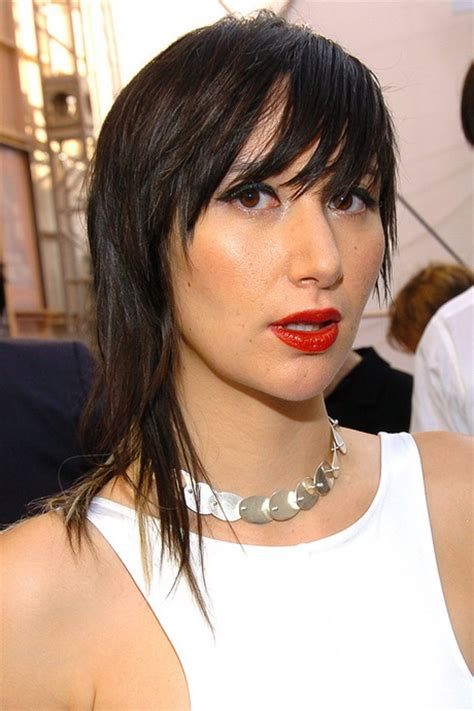 hair styles from singers karen o hairstyles