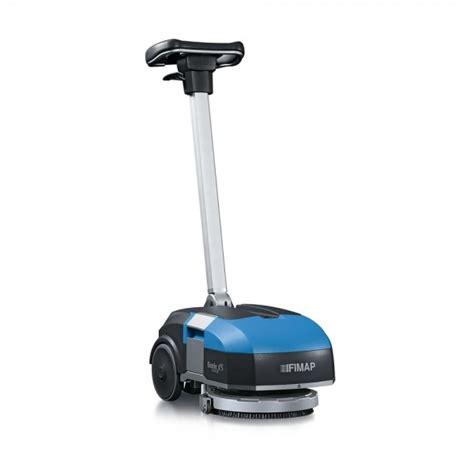macchine lavasciuga pavimenti lavasciuga fimap genie xs uomo a terra a batteria
