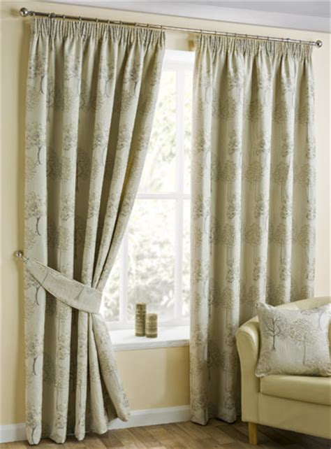 luxury drapes ready made arden natural pencil pleat luxury ready made curtains pencil pleat curtains curtains