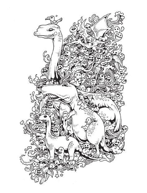 leer libro e doodle invasion zifflins coloring book volume 1 en linea doodle invasion mtm editores para pintar coloring book pintar colores y dibujos