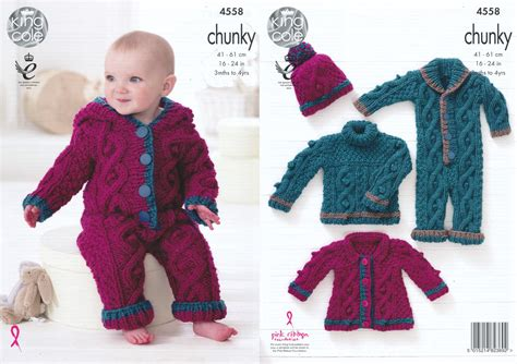 cable knit sweater onesie chunky knitting pattern king cole cable knit sweater coat