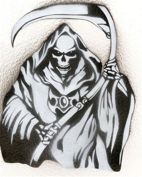 grim reaper by predator fan on deviantart