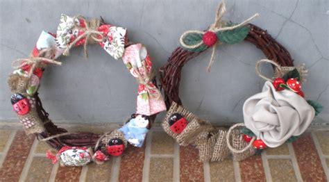 kerajinan tangan membuat hiasan natal hiasan natal