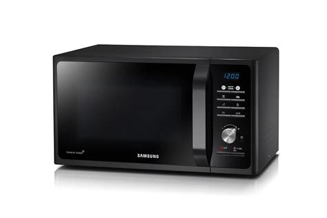 samsung mg23f301tak eu 23l black microwave grill review microwave review