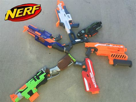 nerf best gun in the world the top 10 nerf guns 2015