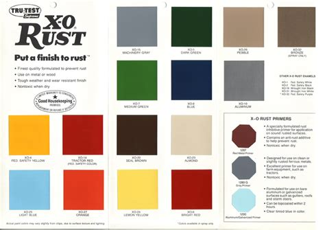 28 Xo Paint Colors 104 236 161 39