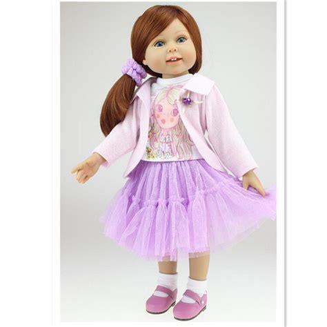 Handmade Baby Doll - 18 reborn baby dolls handmade american doll with