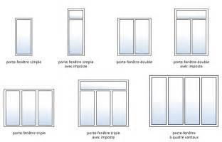 dimension d une dimension d une porte d entree 15 parfait porte d entr 233 e avec dimension porte fenetre standard