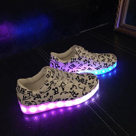 lighting sneakers womens light up shoes www shoerat