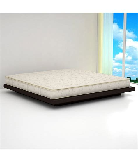 Sleepwell Mattress Models With Prices by Sleepwell King Size Tranquil Mattress 75x72x6