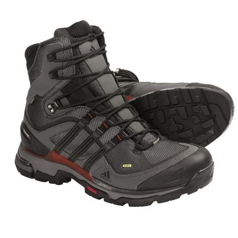adidas hiking adidas outdoor terrex trek fm gore tex 174 hiking boots