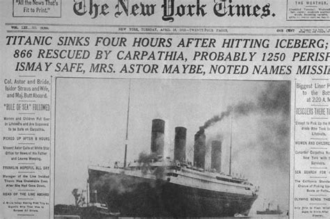 titanic boat iceberg titanic sinking is this the real reason so many people