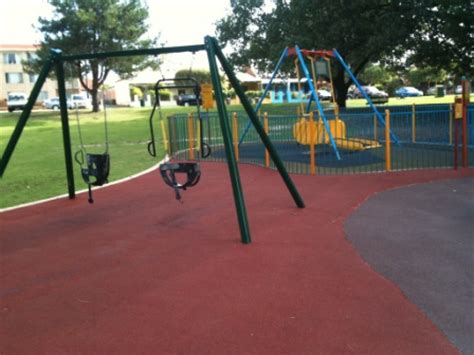 perth swing hyde park perth kids playground close to perth city