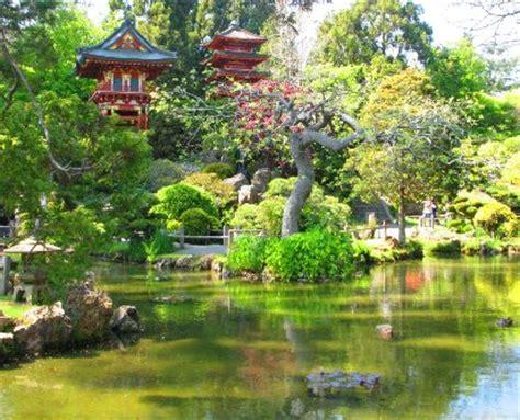japanese tea garden at golden gate park san francisco ca
