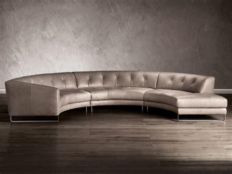 natuzzi leather sofa styles natuzzi circular sectional natootzi sectionals