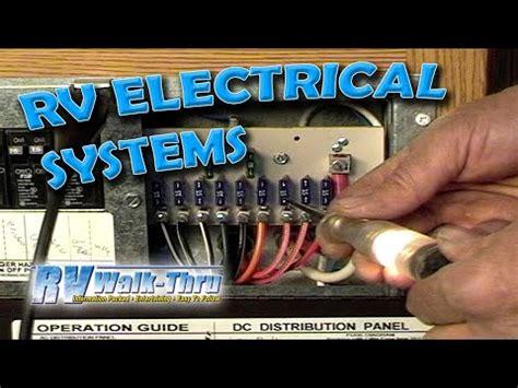 rv walk  electrical learn   electrical