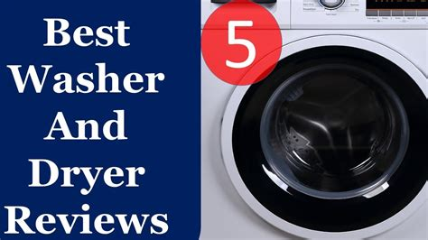 Top 5 Top Load Washers 2017 - what is the best washing machine home safe