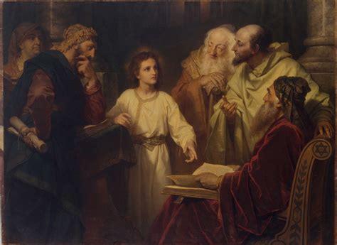 jesus teaching in the temple as a boy coloring page jesus christ ch 194 teau des r 202 ves