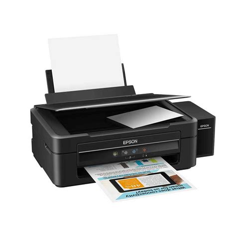 Printer Epson epson l360 multifunction inkjet printer asia tech