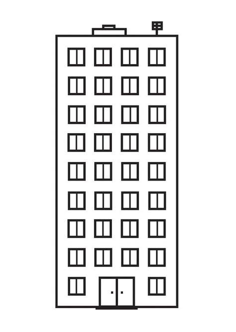 disegni appartamenti disegno da colorare appartamento cat 23141