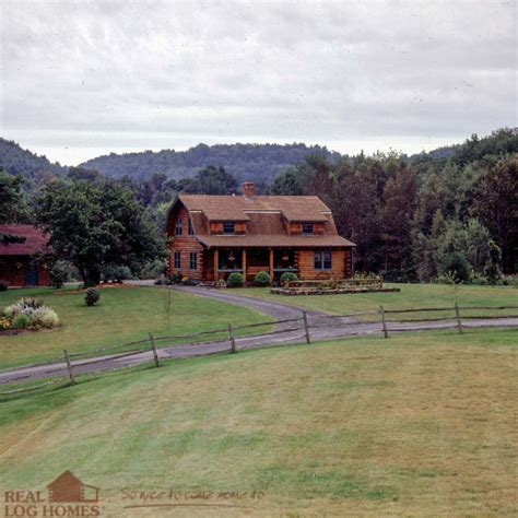 Vermont Log Homes by Vermont Real Log Homes Log Homes Vt