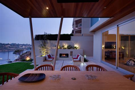 outdoor rooms perth stunning outdoor living area bicton house in perth australia