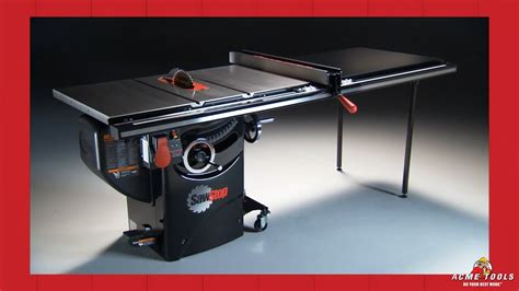 cabinet table saw sawstop professional cabinet table saws